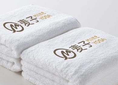 麦子瑜伽生活馆│VIS品牌设计