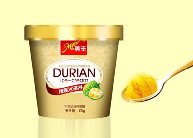品牌设计│冰淇淋产品包装设计