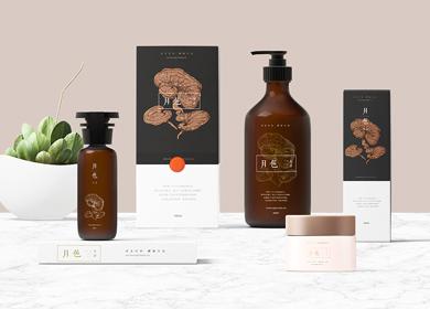 品牌设计│化妆品产品包装设计